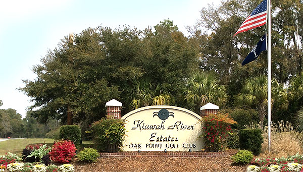 Kiawah River Estates Homes