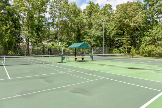 Tennis Courts in Marlborough
