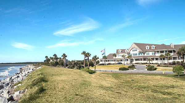 Seabrook Country Club and Beach