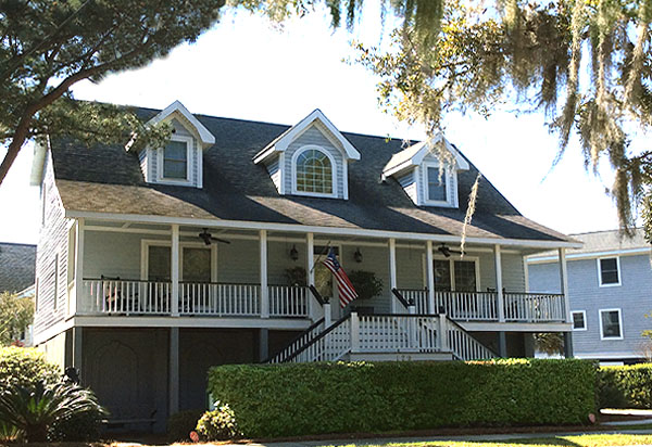 Home in Seaside Plantation