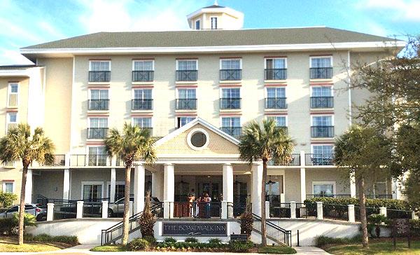 Boardwalk Hotel on the Isle of Palms