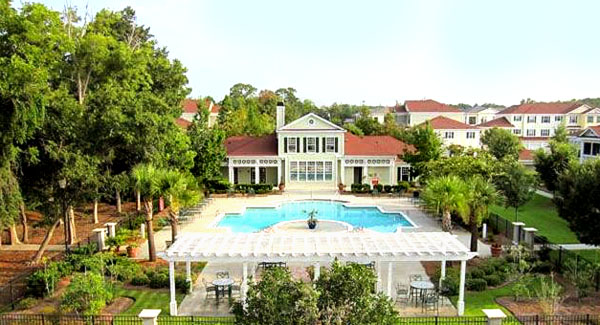 Belle Hall Plantation Clubhouse and Pool