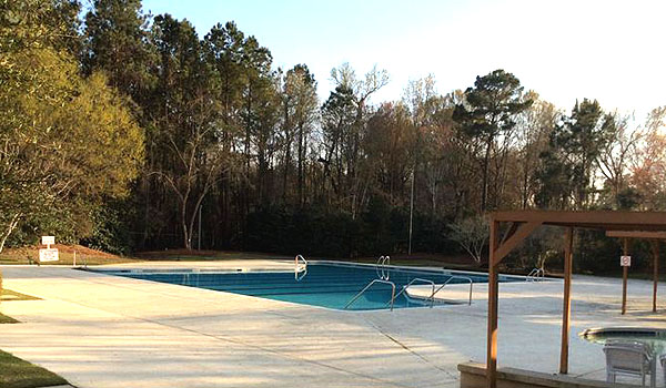 Pool in Longpoint