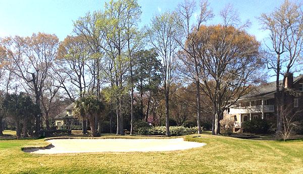 Snee Farm golf homes in Mount Pleasant