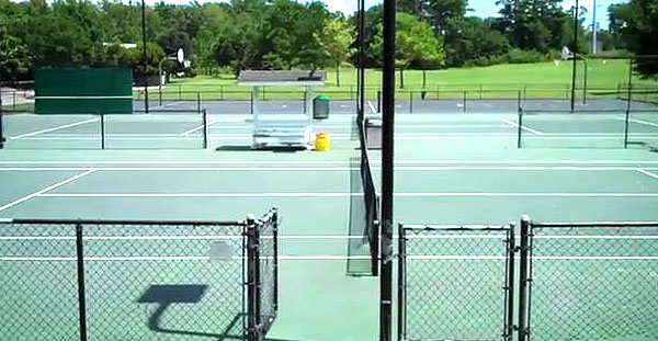 Tennis in Coosaw Creek
