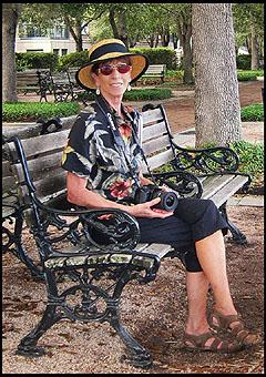 Patricia Blackstock, Photographer
