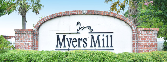 Homes for Sale in Myers Mill, Summerville