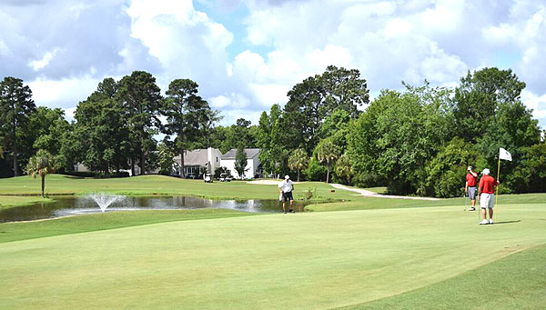 Shadowmoss Plantation Golf Course