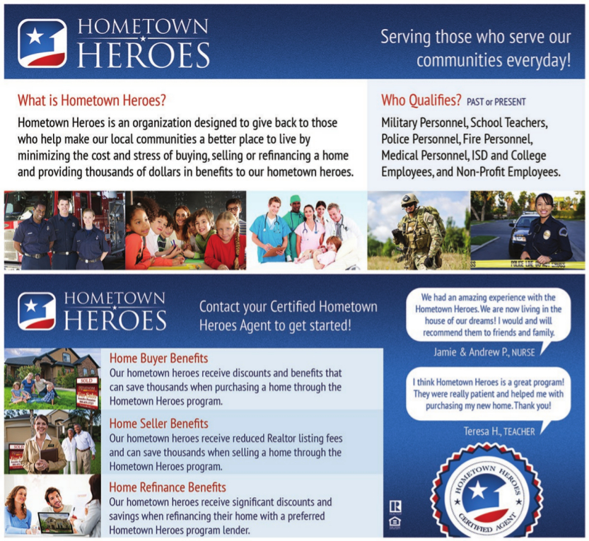 Hometown Heroes Program Information - Ryan Harlan
