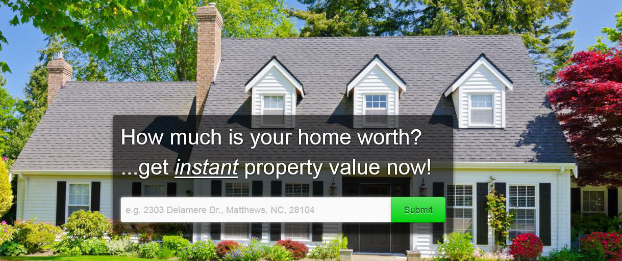 Free Quick Property Value Report - by Ryan Harlan