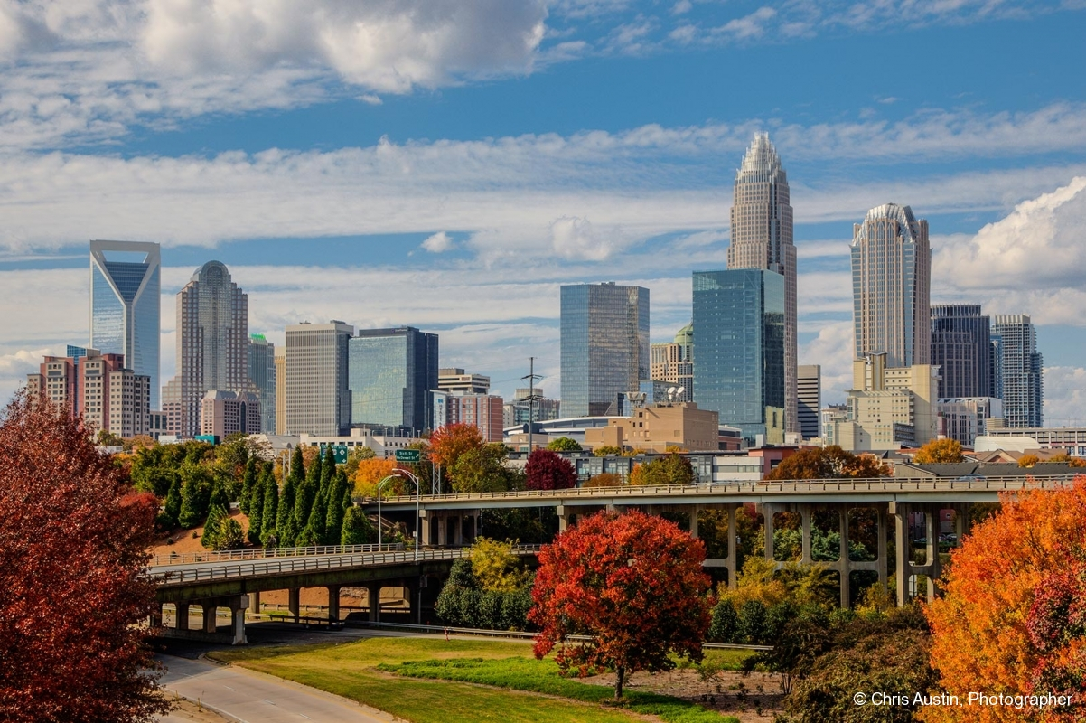 Charlotte City View
