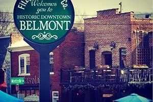 Belmont in Charlottesville VA