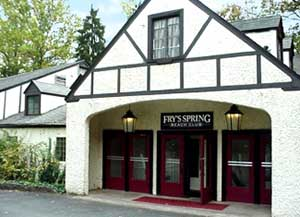 Frys Springs Beach Club in Charlottesville