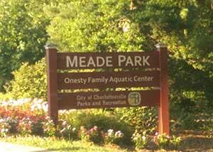 Charlotesville's Meade Park