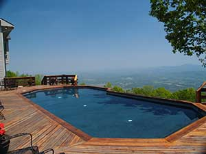 Pools in Charlottesville Virginia