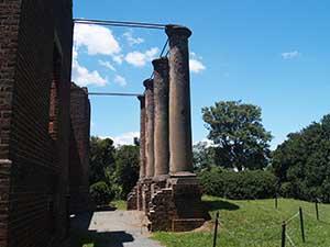 Charlottesville Va Barboursville Ruins