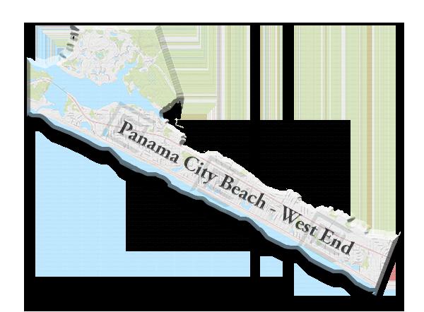 Panama City Beach West End