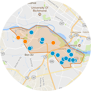 Northside Real Estate Map Search