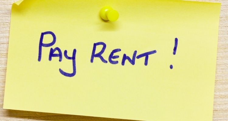 Landlord says pay rent
