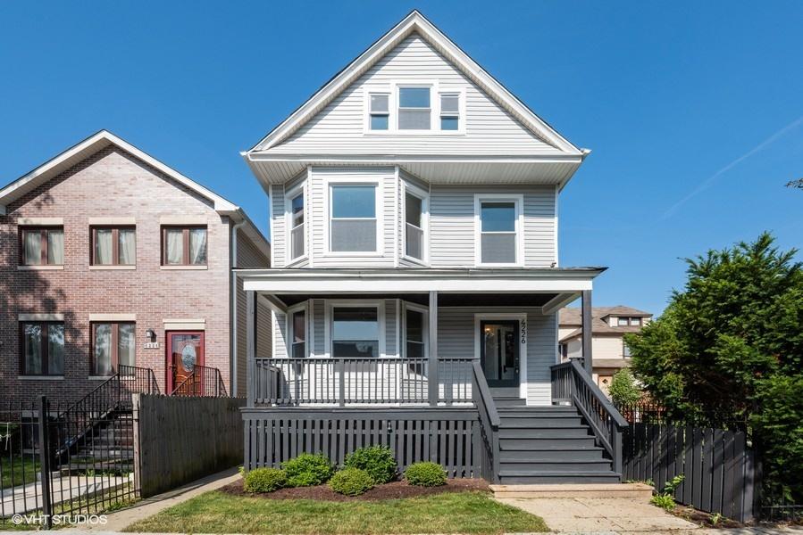 Irving Park Multi-Family Real Estate For Sale