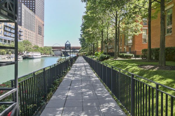streeterville River Walk