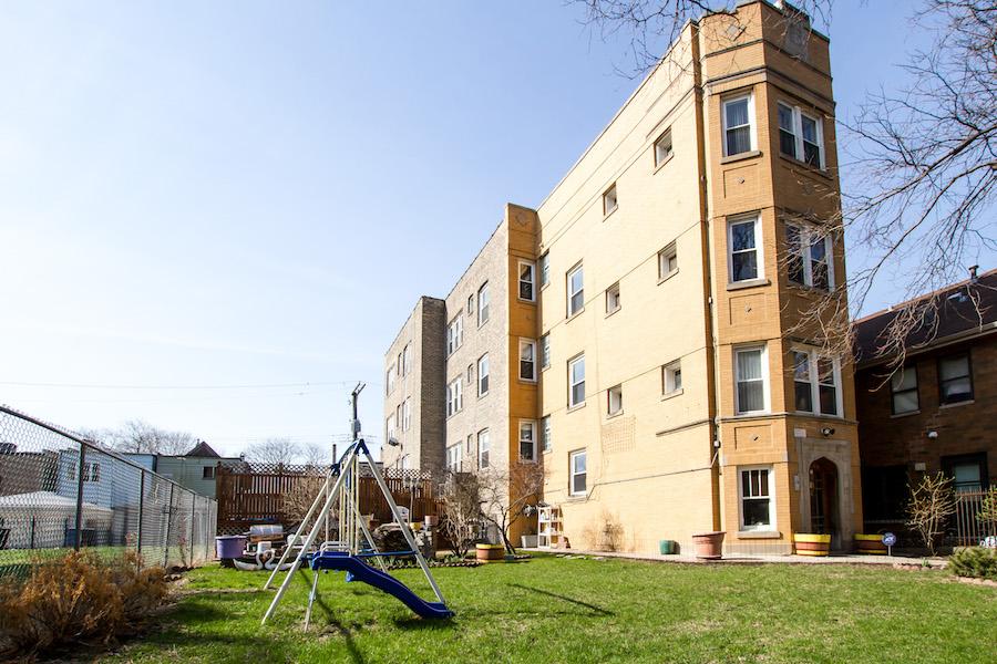 3 flat for sale northside chicago