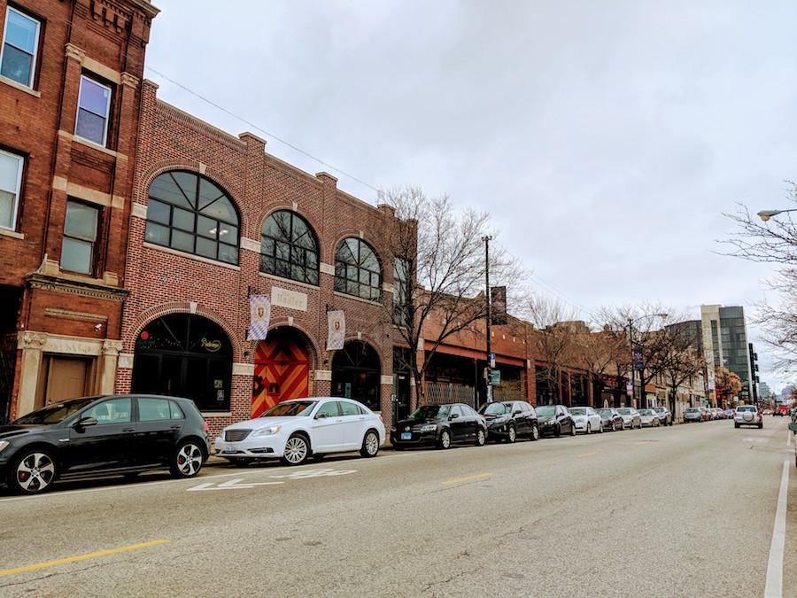 chicago logan square apartment buildings for sale