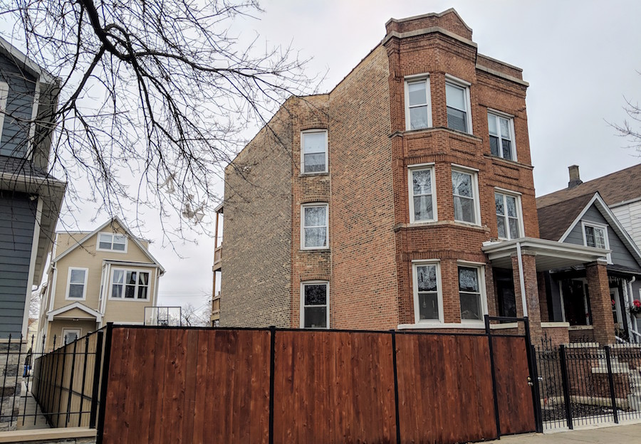 logan square 3 flat for sale
