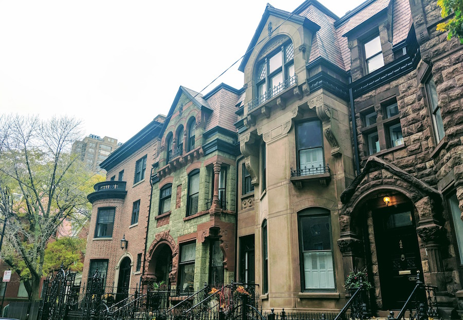 Historic Gold coast chicago real estate