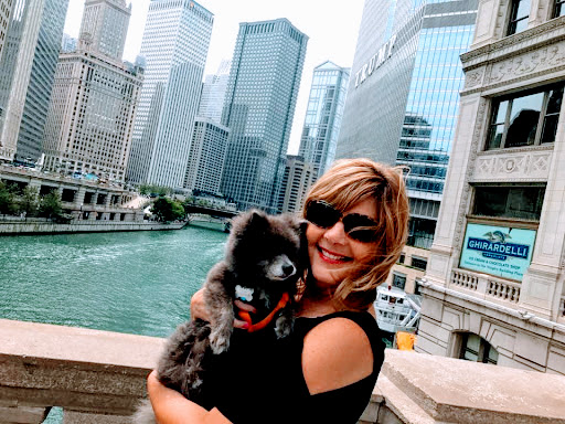 chicago downtown lifestyle with Carolyn Durocher