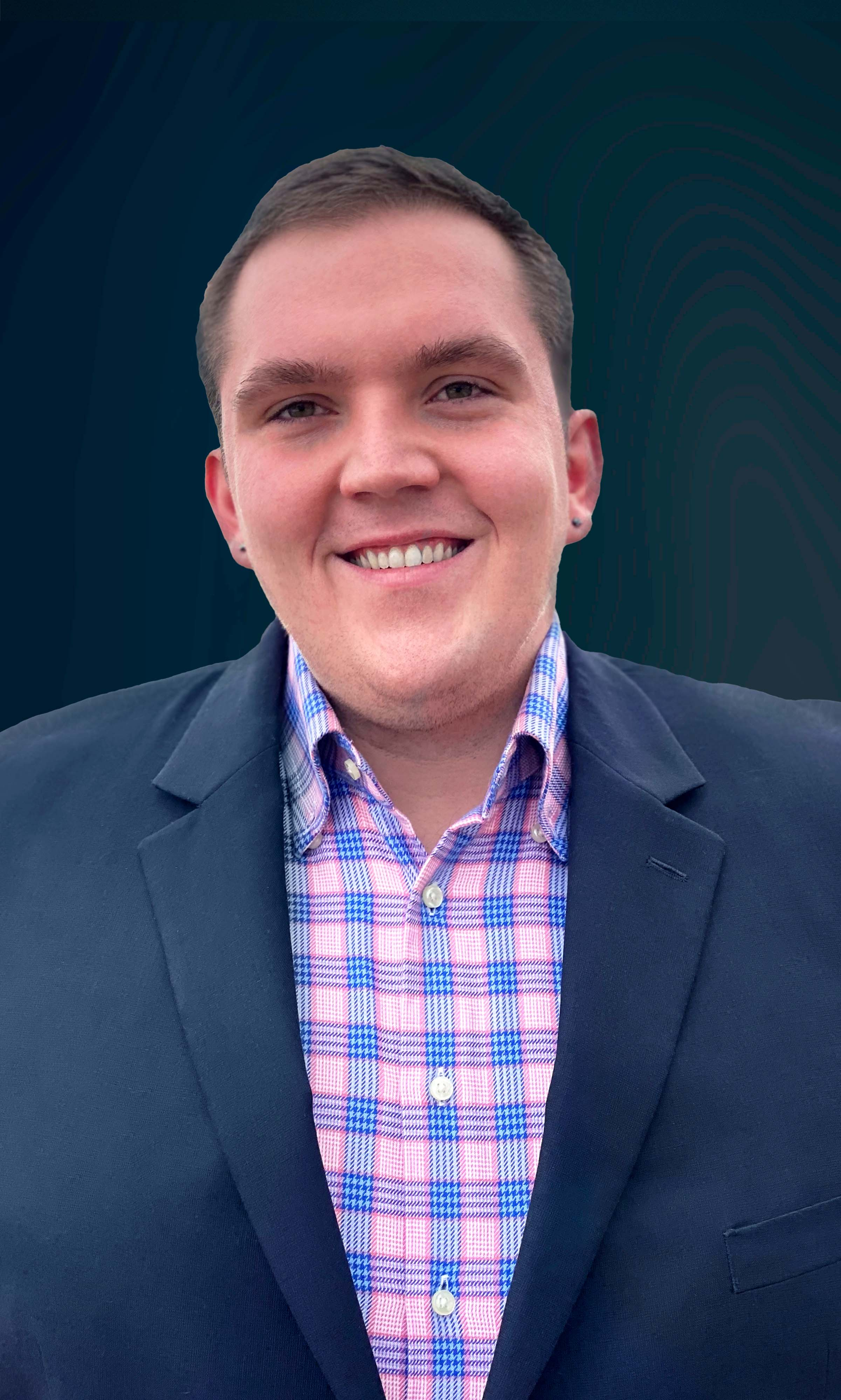 Kyle Cavanaugh Headshot