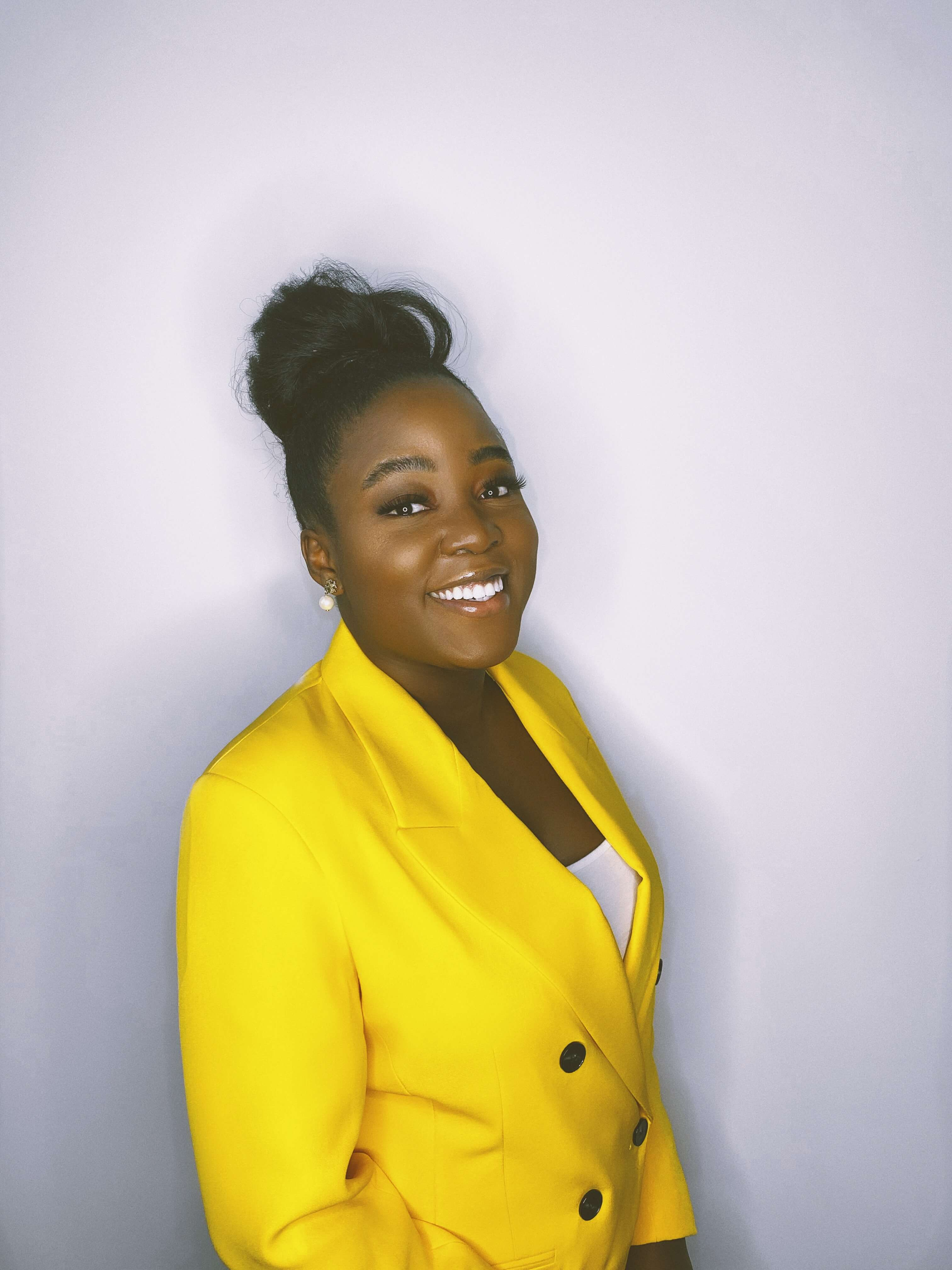 Bunmi Okoya Headshot