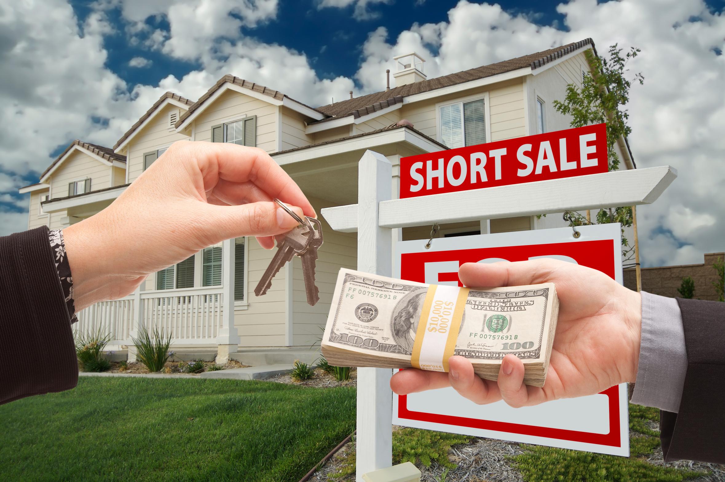 Short Sale Handing Over Keys