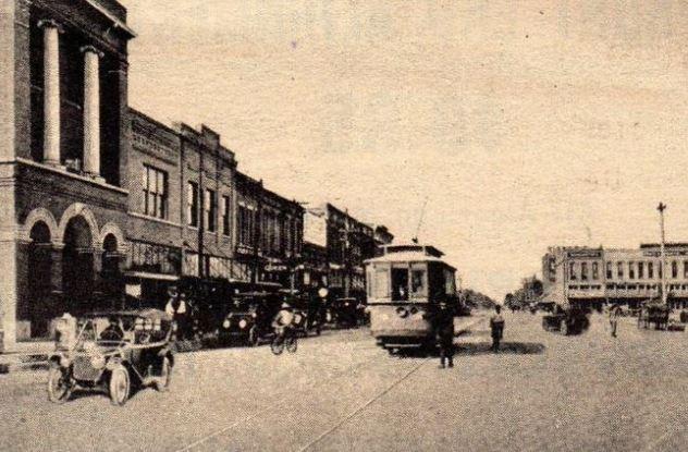 Historical Downtown Bonham