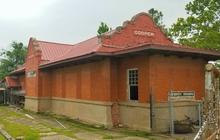 Texas Midland Rail Depot - Delta County