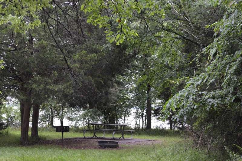 Cooper Lake State Park