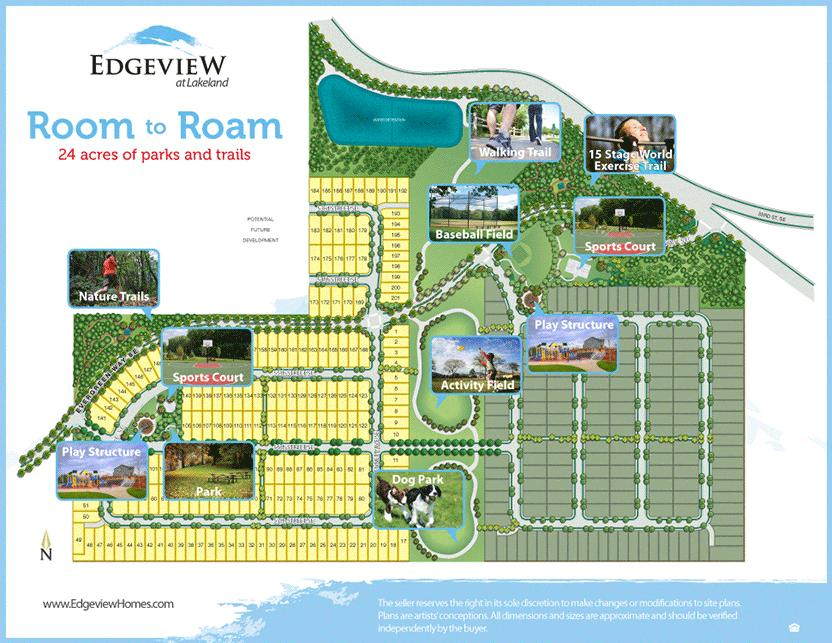 edgeview map