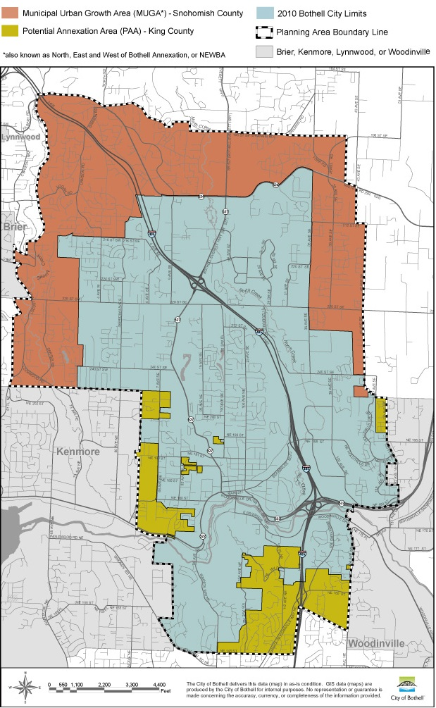 bothell map
