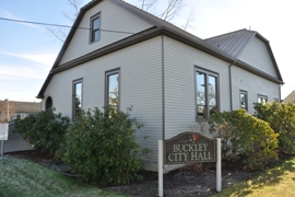 buckley city hall