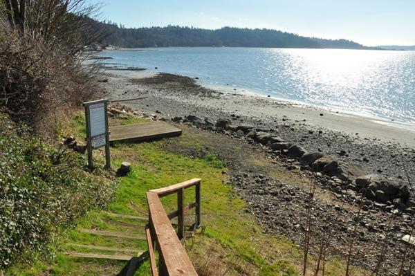 community beach shorewood