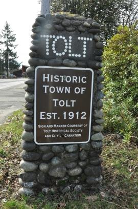 historic tolt