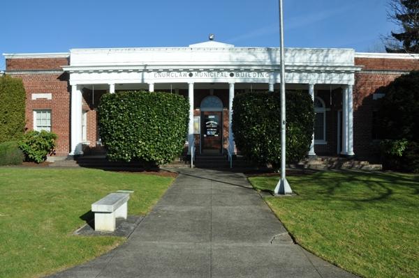 enumclaw municipal building