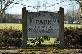 martin johnson park