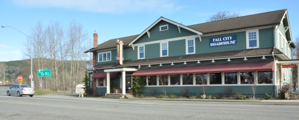 roadhouse in fall city