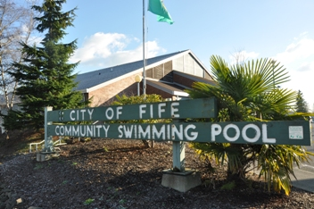fife community pool