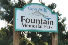 fountain memorial park