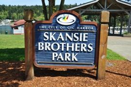 Skansie Brothers Park