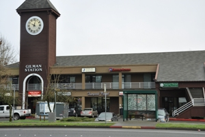 gilman station