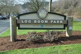 log boom park