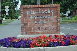 historic center lacey